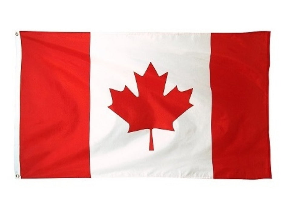 Flags - Canadian