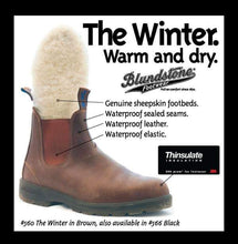 Load image into Gallery viewer, Blundstone 566 - The Winter Black