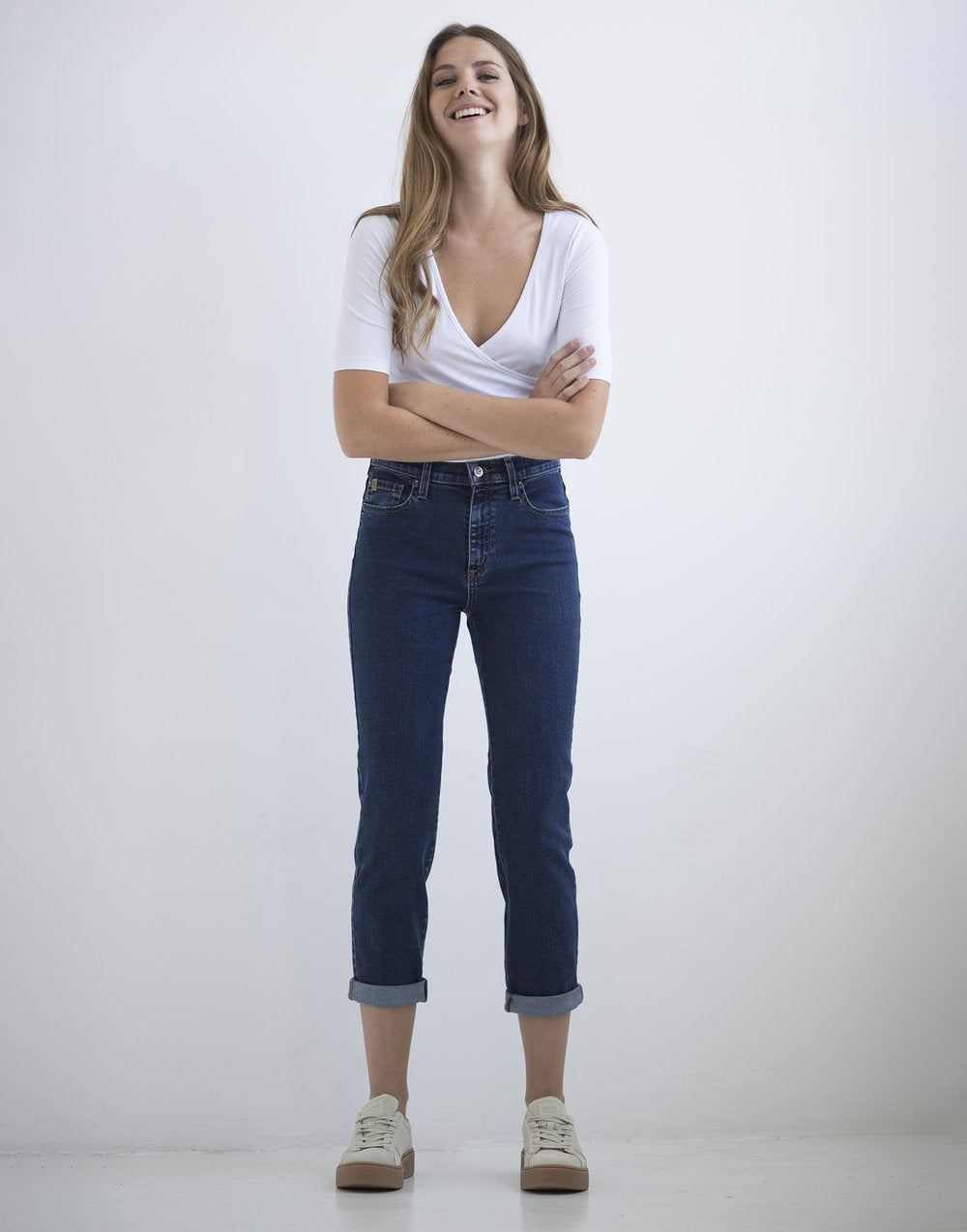 Yoga Jeans - Emily Slim Jeans