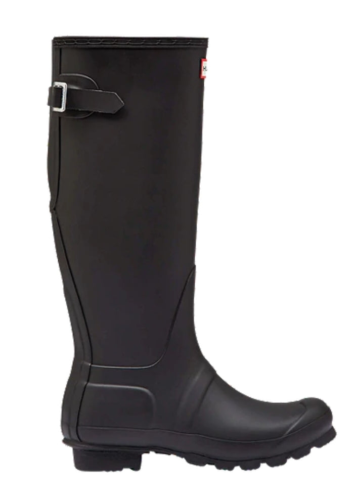 Hunter Adjustable Tall Black