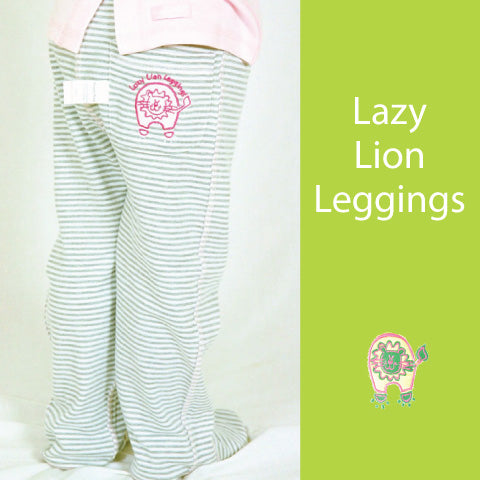Lazy Lion Leggings