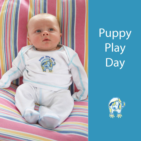 Puppy Play Day Top