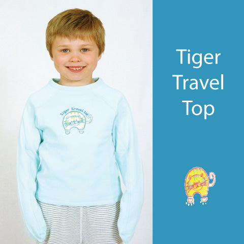 Tiger Travel Top