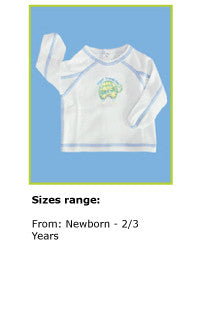Tiger Travel Top Boy Newborn - 2/3 Years