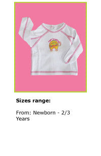 Tiger Travel Top Girl Newborn - 2/3 Years