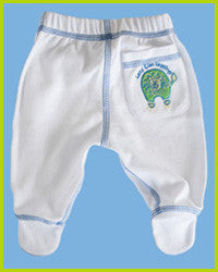 Lazy Lion Leggings Boy Newborn - 2/3 Years