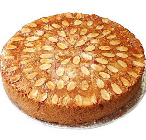 Almond cake - Big Meal
