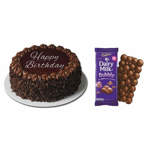 Cadbury Cake - Big Meal