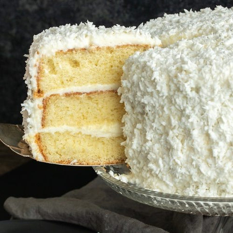 Coconut cake - Big Meal