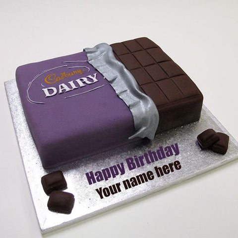 Dairy milk cake - Big Meal