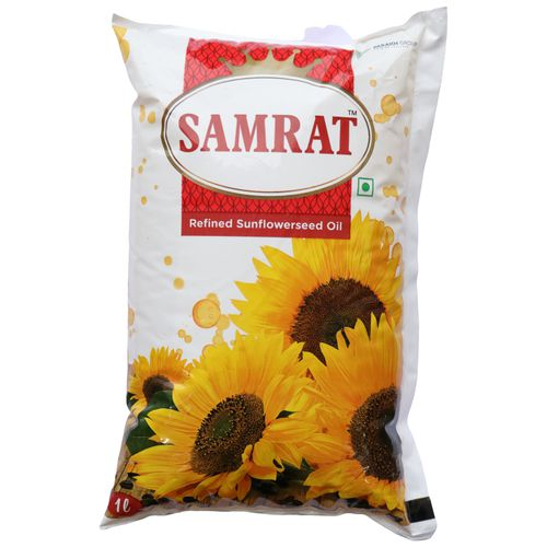 Samrat Sunflower Oil - Big Meal