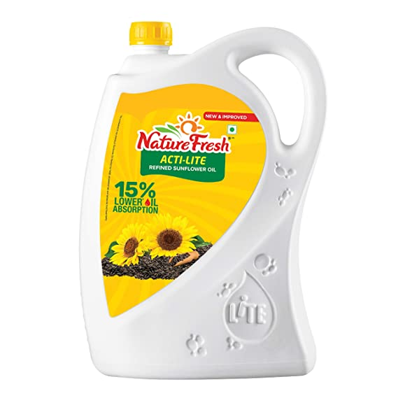 Nature Fresh Active Lite Cooking Sunflower - Big Meal