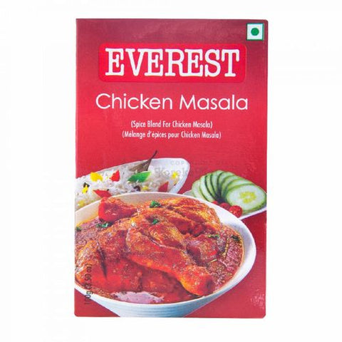 Everest chicken masala - Big Meal