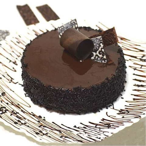 Truffle Chocolate Cake - Big Meal