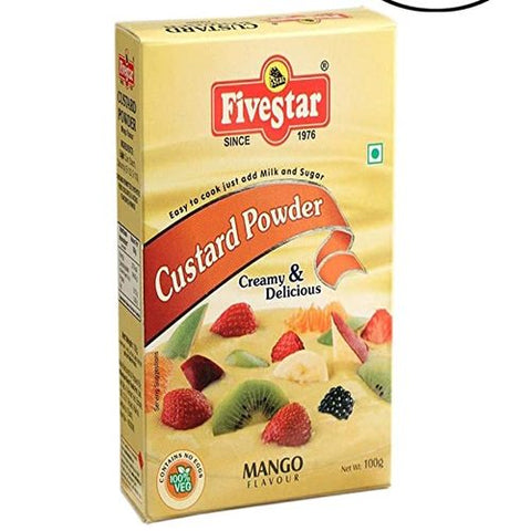 Five Star Custard Powder - Big Meal
