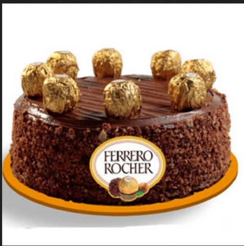 Ferraro Cake - Big Meal