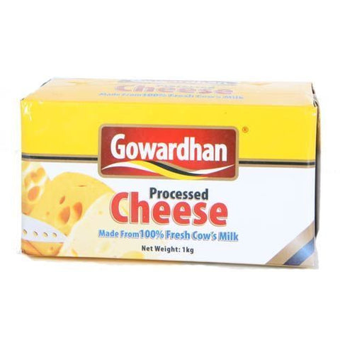 Gowardhan Cheese 1KG - Big Meal