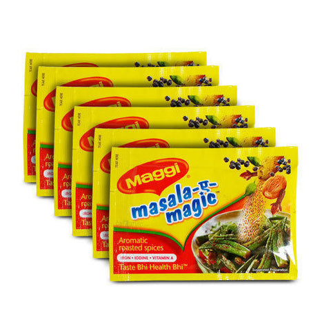 Maggi Masala Magic Seasoning - Big Meal
