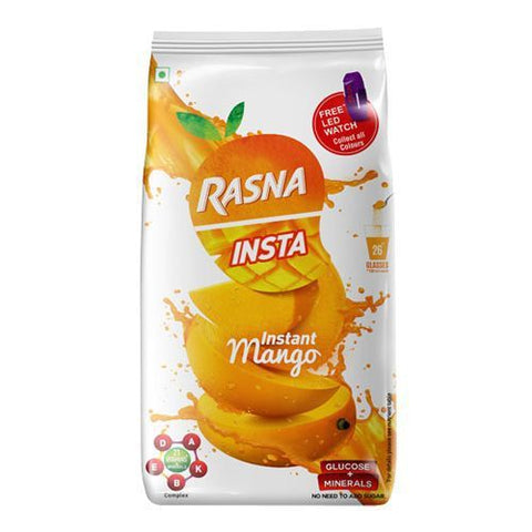 Rasna Mango - Big Meal