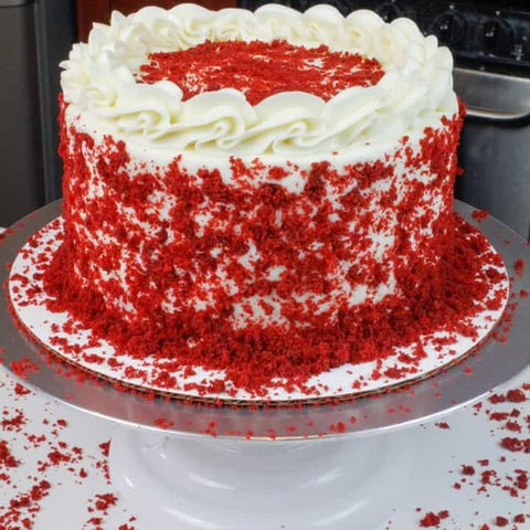 Red Velvet cake - Big Meal