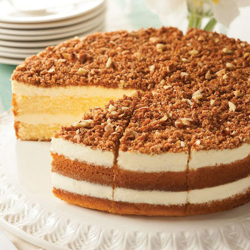 Roasted Almond cake