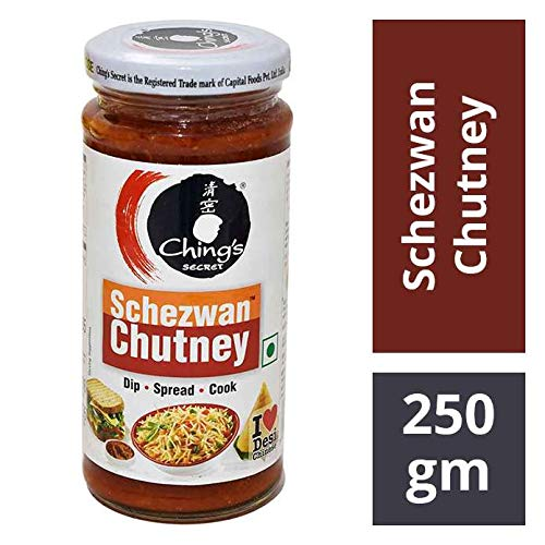 Ching's Schezewan Chutney - Big Meal