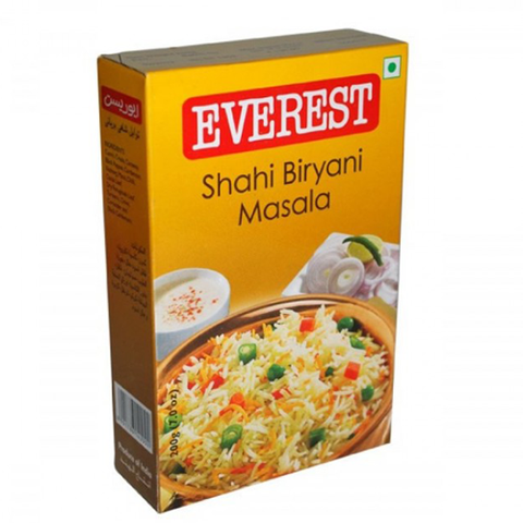 Everest Sahi Biryani Masala - Big Meal