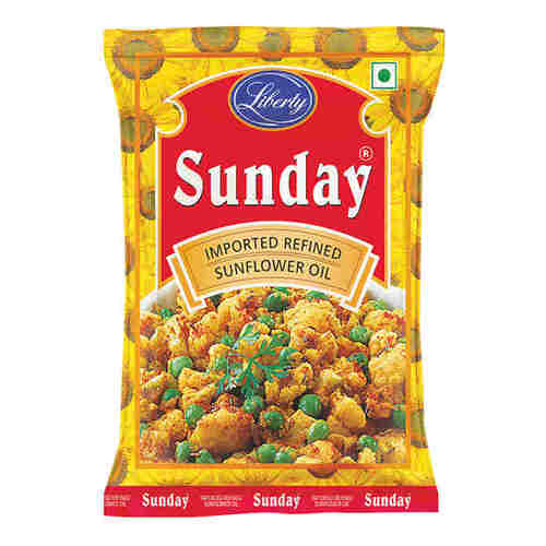 Sunday Sunflower Oil - Big Meal