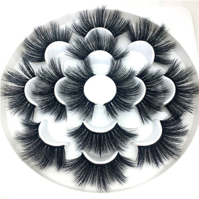 Mink Natural Eyelashes