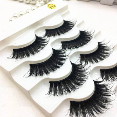 3D Mink Hair Eyelashes