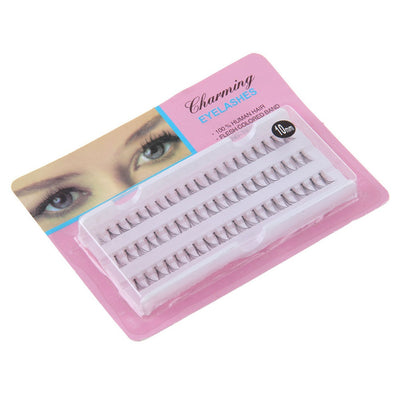 Individual False Fake Eyelashes