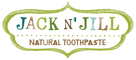 Jack N Jill Natural Toothpaste Organic