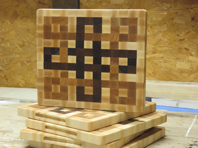Build a Celtic Cutting Board
