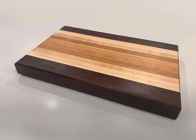 Easily Build a Cutting Board with Seaman Custom Builds