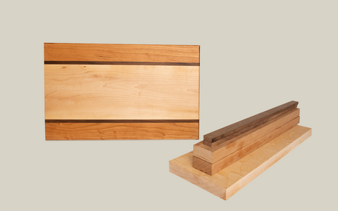 Forest 2 Home Cutting Board Kits. DIY the perfect custom made cutting board from a F2H Shop cutting board kit