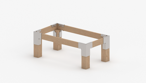 How to Make a Coffee Table Step 10