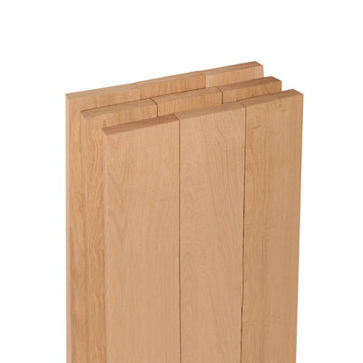 White Oak Premium Hardwood S2S