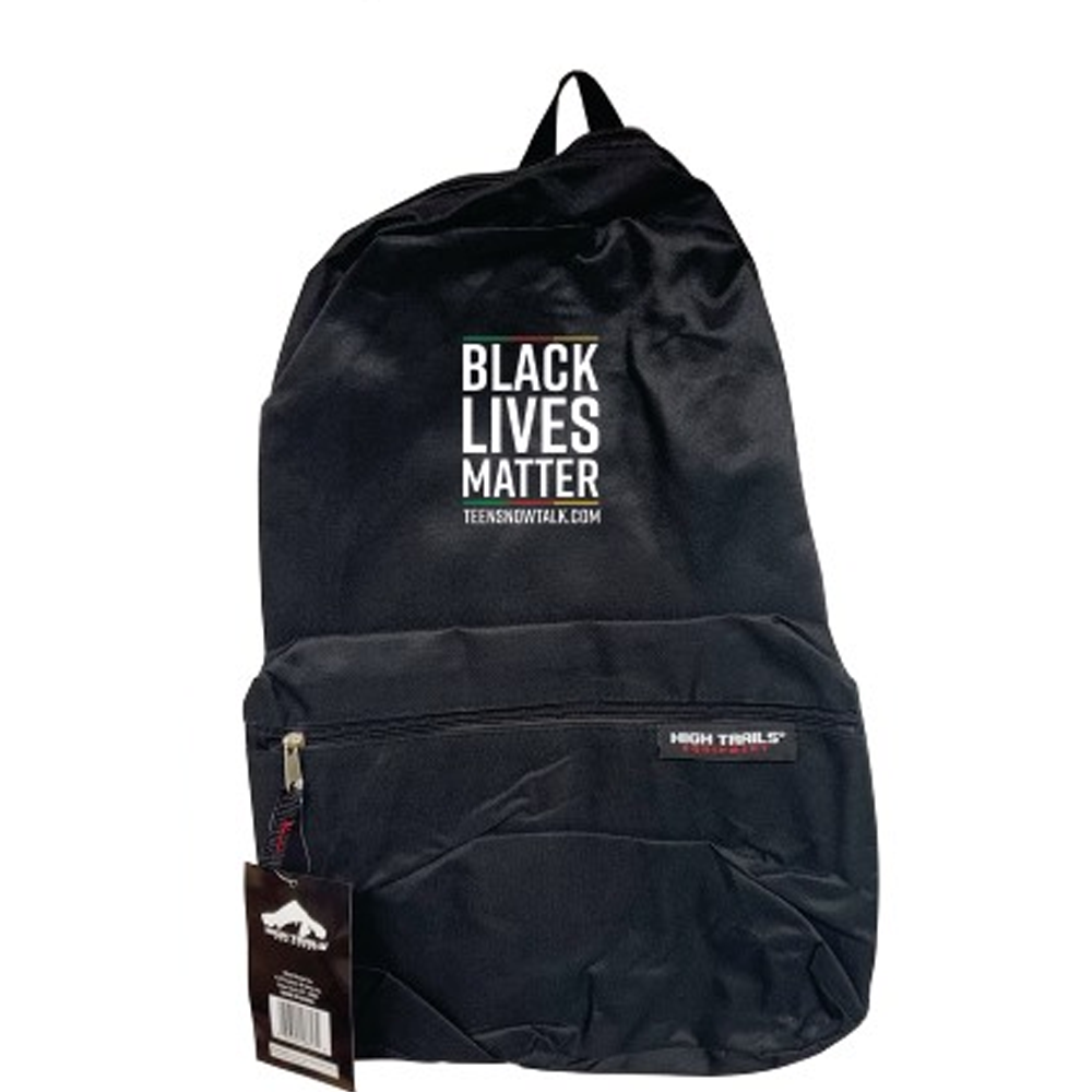 Black Lives Matter Backpack
