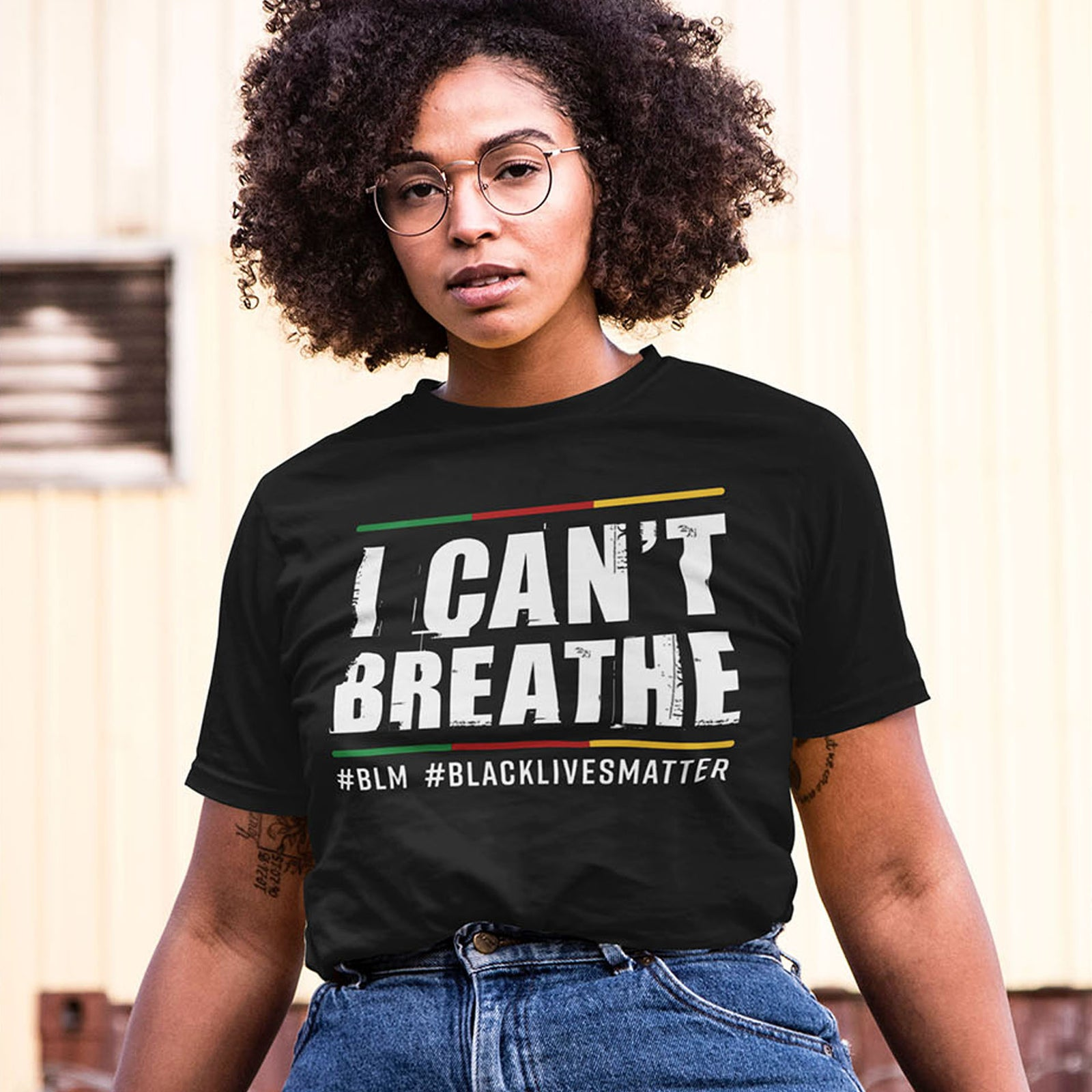 I Can't Breath Tee