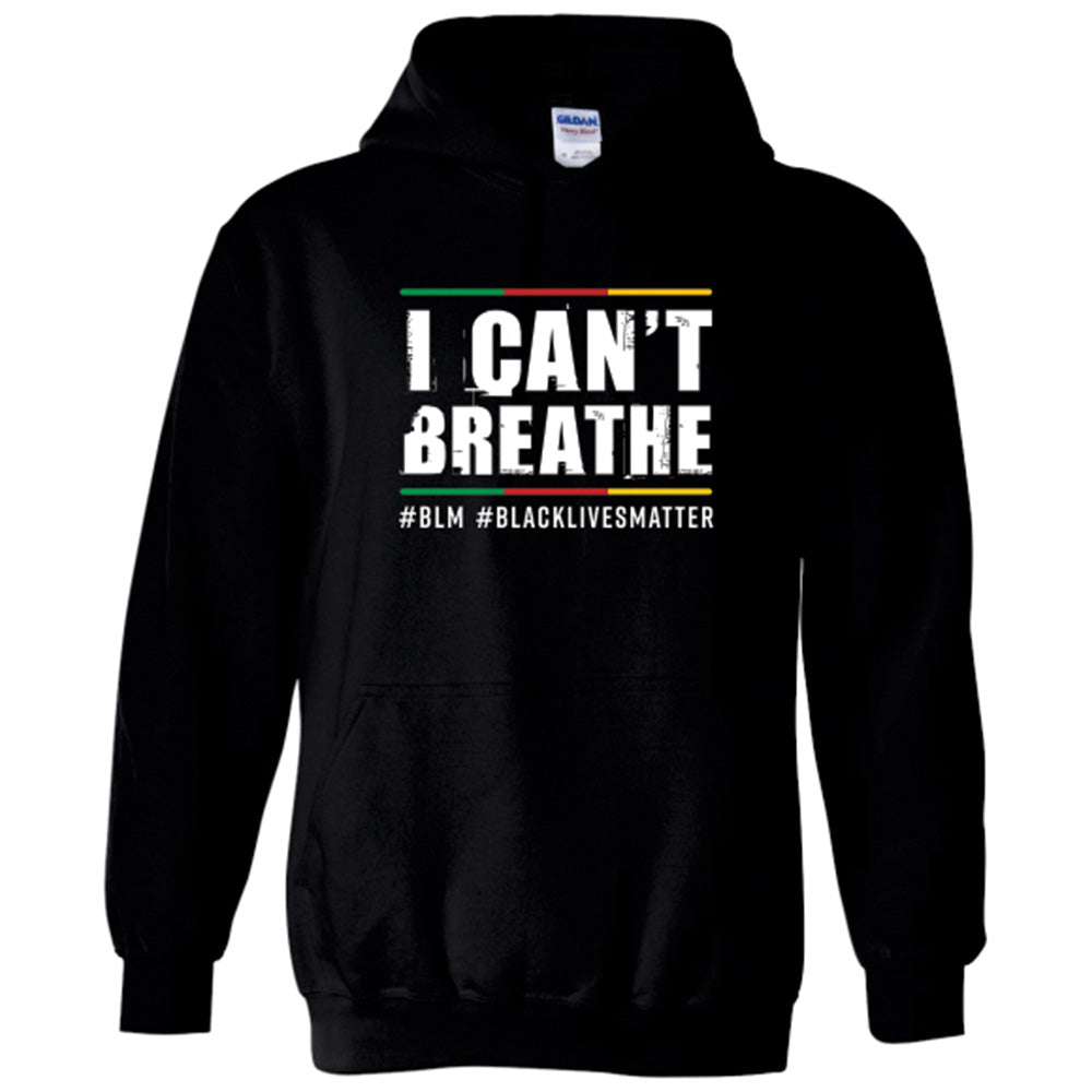 I Can't Breath Hoodie