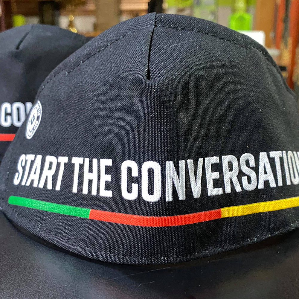 Start The Conversation Face Cover