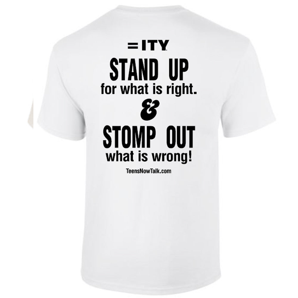 Stomp Out Stigmatism Tee