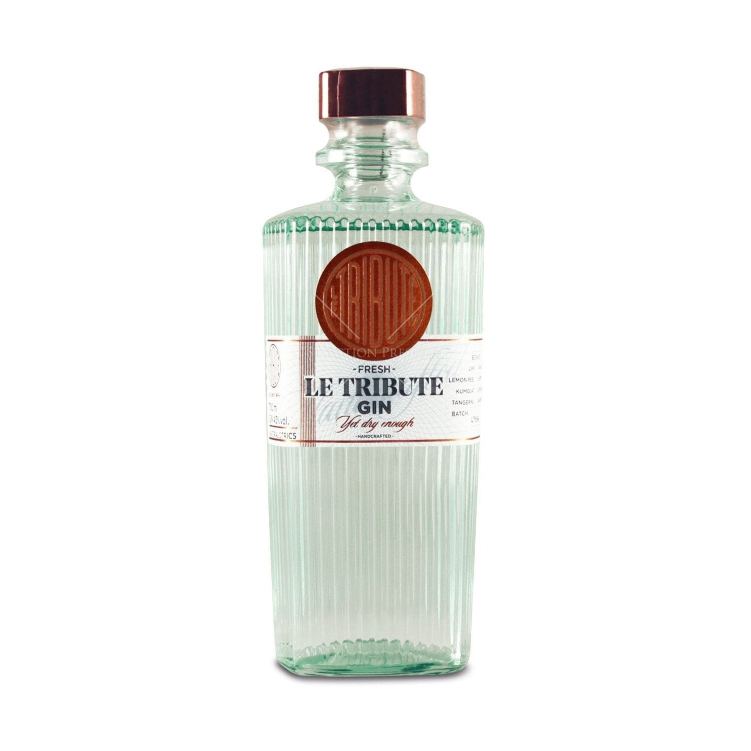 Le Tribute Gin med 2 Le Tribute tonic, den perfekte gave