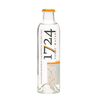 1724 Tonic Water 200 ml x 12 stk - Netnaturshop