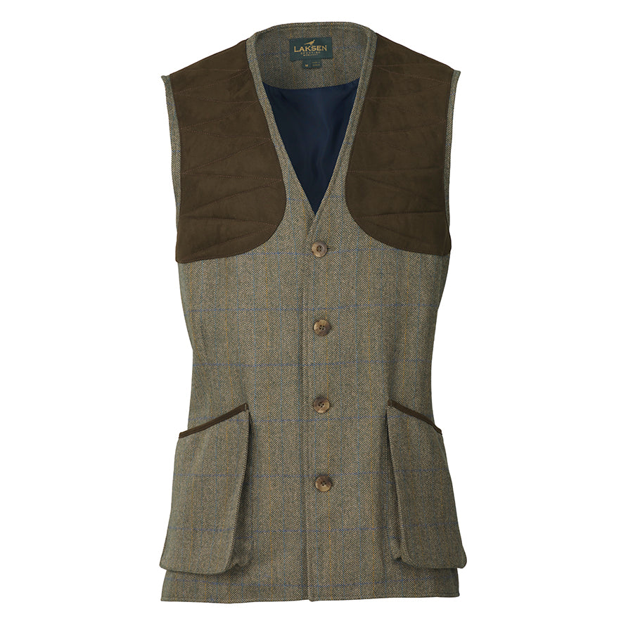 Image of Laksen Sporting Rutland Leith Shooting Vest