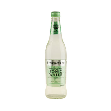 Fever-Tree Elderflower Tonic 8x500 ml - Netnaturshop