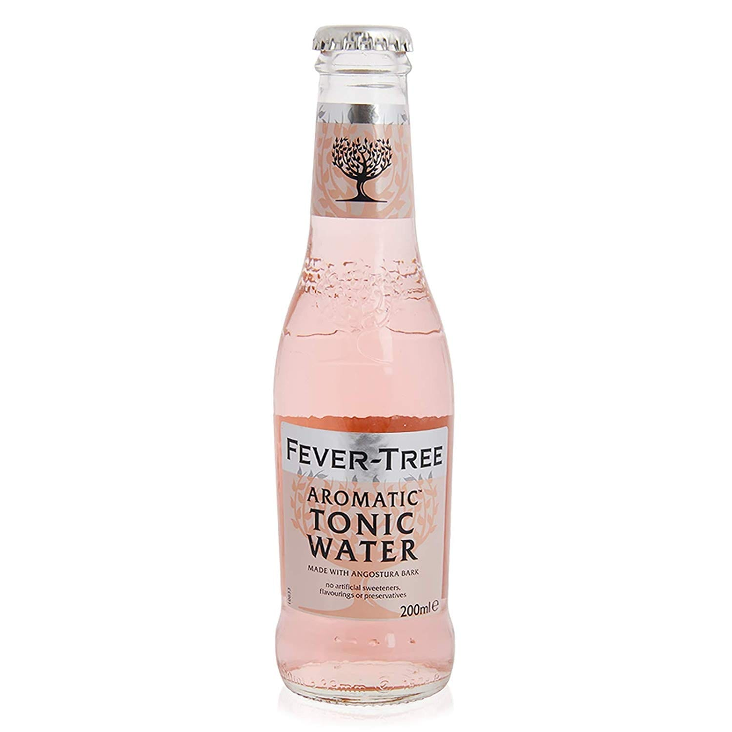 Fever-Tree Aromatic Tonic 200ml - 24 stk - Netnaturshop