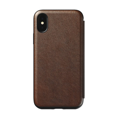 NOMAD Rugged Tri-Folio iPhone XS - Netnaturshop