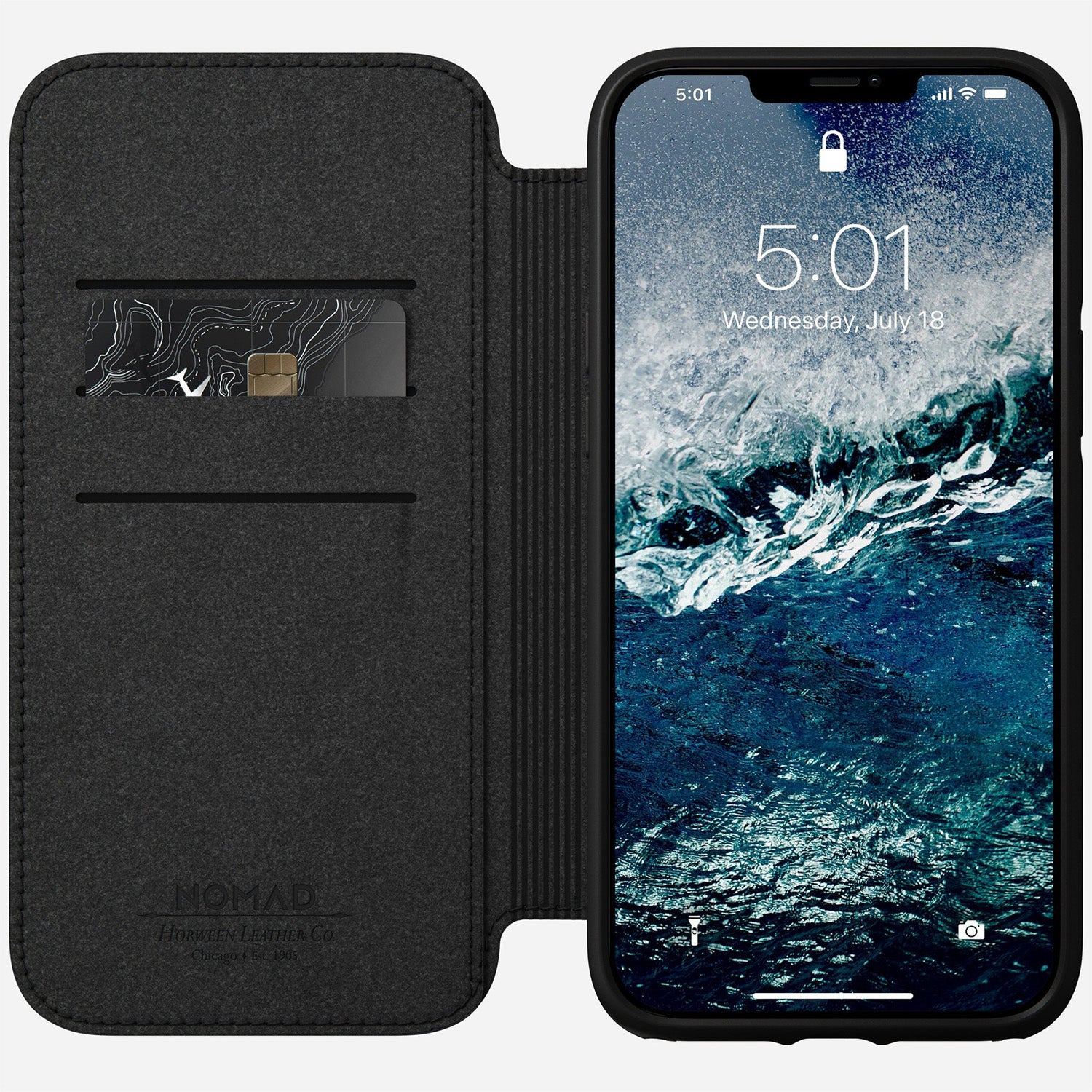Nomad Rugged Folio Case til iPhone 12 Pro Max