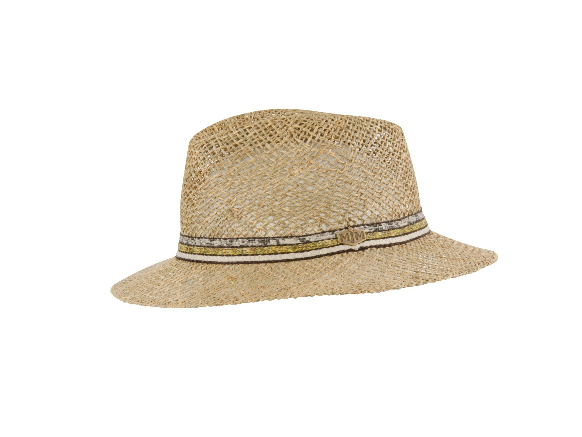 MJM Hats Air 100% Straw Natural - Netnaturshop